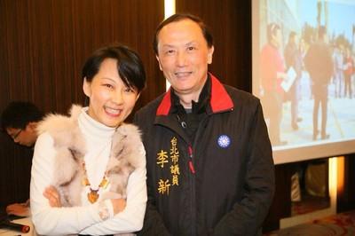 黃國昌談李新案:我真的要介入嗎?