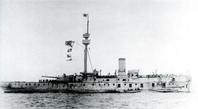 松島軍艦沉沒110週年 日致祭團訪澎