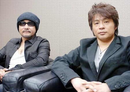 ▼恰克與飛鳥是日本資深搖滾樂團。(圖/翻攝自日網)