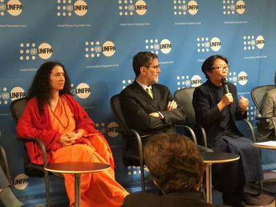 慈濟成聯合國信仰組織代表 關懷全球