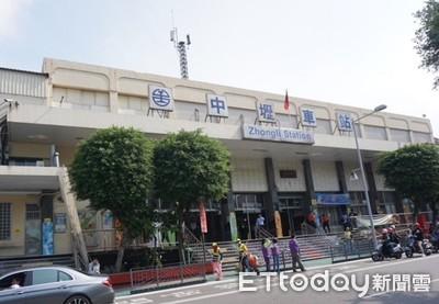 台鐵中壢站今晨1旅客落軌遭撞