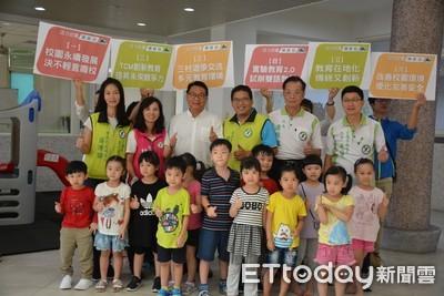 陳歐珀打造多元教育 奠基未來