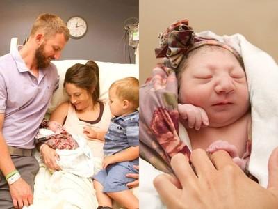 堅持生下腹中殘疾嬰!9天後寶寶夭折,母親的做法連醫生都淚謝