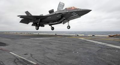 美65億美元售波蘭32架F-35!