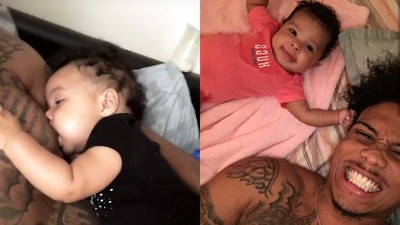 「吸爸爸ㄋㄋ」被網友嫌噁心 專家打臉:小baby需要吸吮才安心