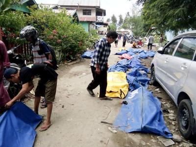 印尼政府砸154億買災害偵測設備