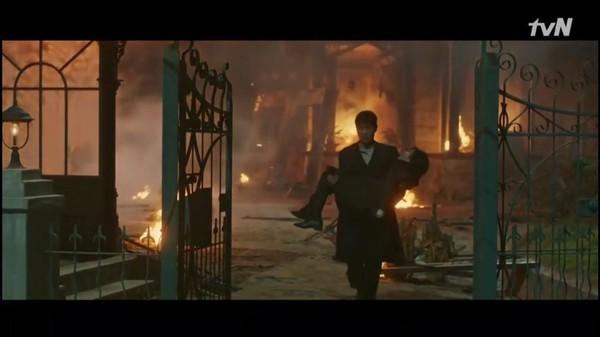 ▲▼雷/《陽光先生》最心痛一幕 「她死了」劇迷淚崩:具東魅怎辦?(圖/翻攝自tvN)