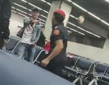 保安掌摑陸客!陸使館要求嚴懲 泰機場道歉「管理局長遭撤職」