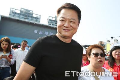 周錫瑋宣布參加2020藍黨內初選