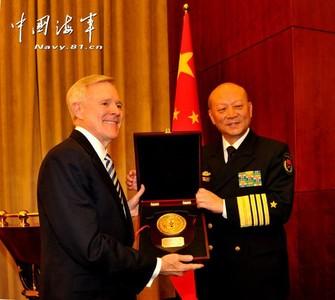 曾傳被查 陸海軍前司令員吳勝利亮相