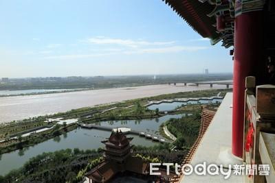 寧夏黃河樓 傳承五千年文明