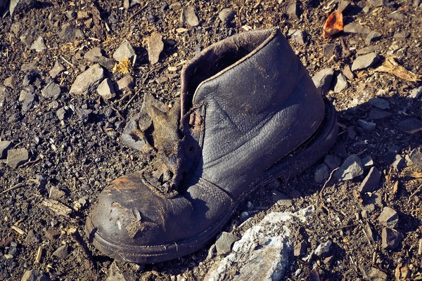 ▲▼ 鞋子廢棄物。(圖/pixabay)