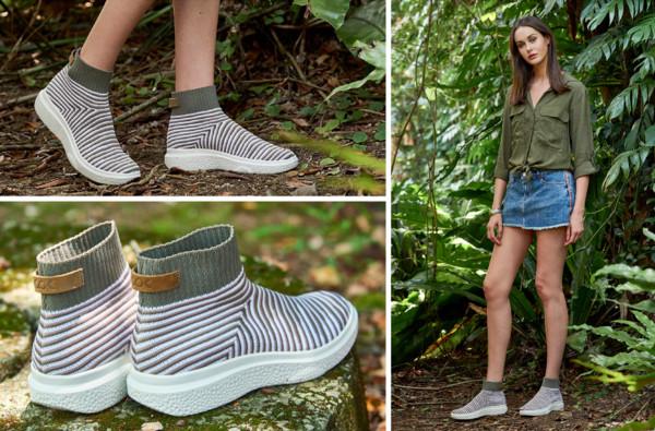 ▲▼ 針織鞋。(圖/KYC inookint提供)