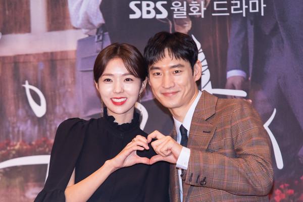 ▲▼《狐狸新娘星》李帝勳與蔡秀彬首次合作。(圖/KKTV提供)
