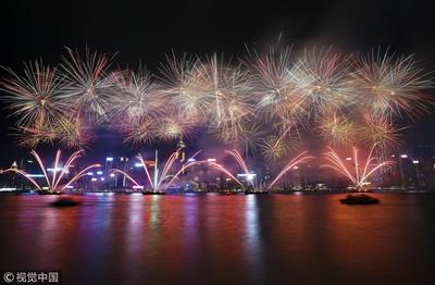雨傘運動後 香港再度取消「十一」國慶煙火秀