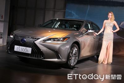 Lexus踹下賓士!7月賣出2876台