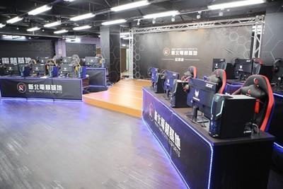 新北市主辦台灣電競大賽揭開序幕