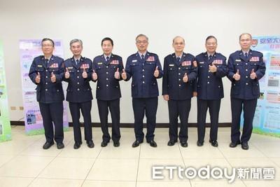 安全大台南 台南市警局一度讚