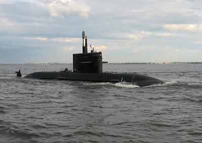 俄在堪察加半島新建拉達級潛艇旅