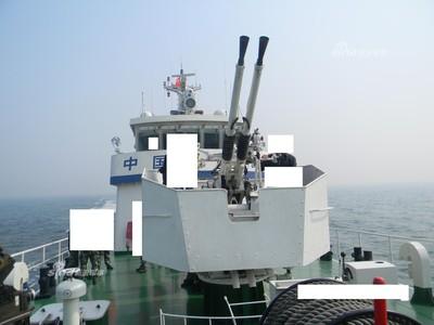 中國武裝海警船再航行釣魚台海域 日媒:今年第五次