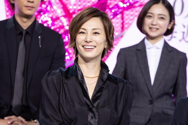 ▲▼《Legal V不敗律師》主要演員林遣都、米倉涼子。(圖/KKTV提供)