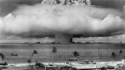 看不見的東西也炸飛 二戰空軍10噸火藥載上天 衝擊波吹掀「電離層」