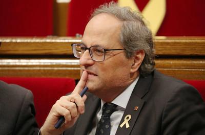 加獨領袖籲對話 被西班牙政府拒絕