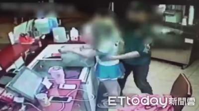 男假借廁所偷襲女店員 被抓:忍不住