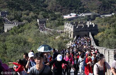 陸春節旅遊境內北京上海最熱門