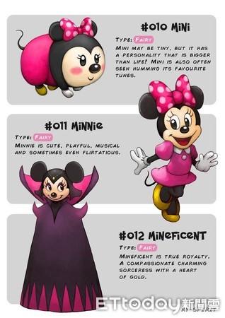 ▲迪士尼20角色「成長變化圖」嚇歪網。