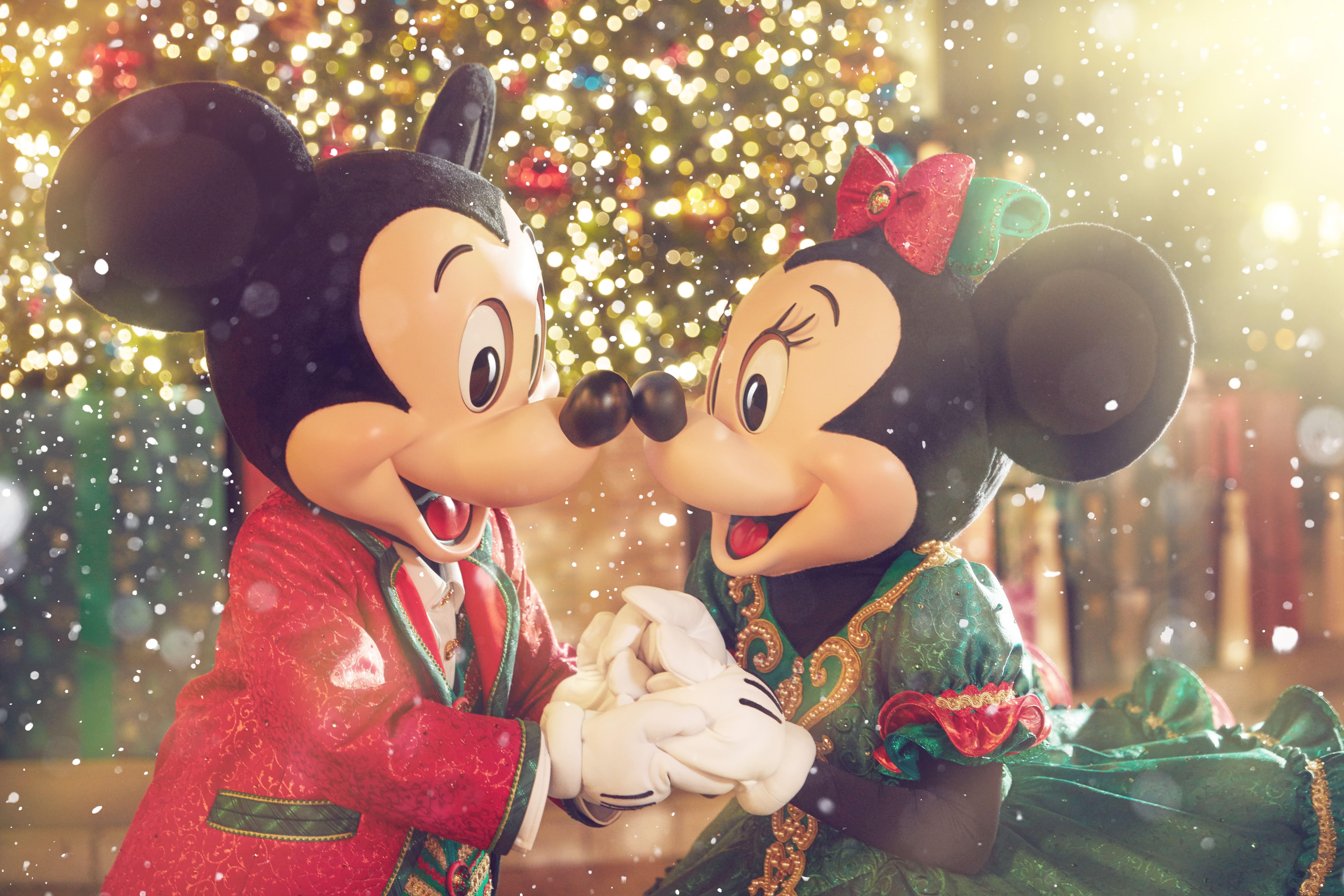 ▲▼香港迪士尼聖誕節。(圖/香港迪士尼提供)