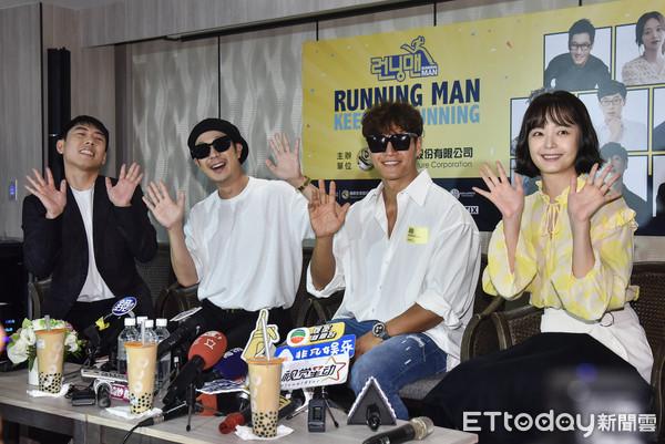 ▲▼《Running Man》結束台灣媒體訪問後,晚間外出覓食還跑到淡水。(圖/記者李毓康攝)