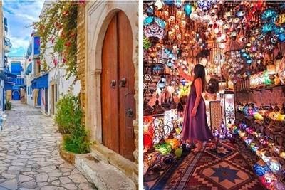Dappei/到突尼西亞就像去法國