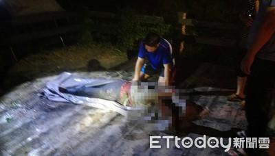 34歲女留遺書後跳水 晚間找到遺體