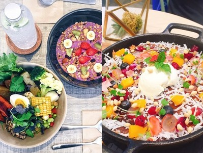10家網友推薦的蔬食餐廳