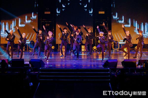 ▲SEVENTEEN連續兩天在台舉辦演唱會。(圖/記者張一中攝)