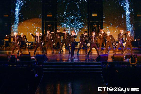 ▲▼韓團SEVENTEEN台北站演唱會。(圖/記者張一中攝)