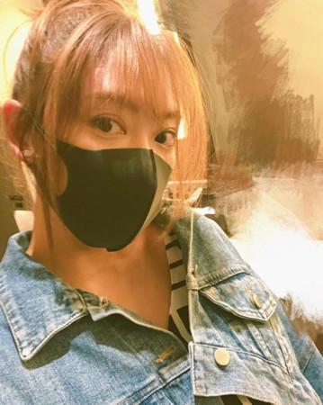 ▲▼應采兒剪「空氣短瀏海」!(圖/翻攝自Instagram/yingcaier)