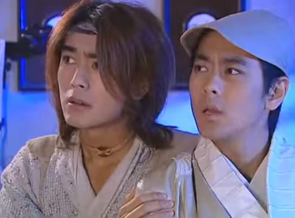 Tae、林志穎《絕世雙驕》。(圖/翻攝自Youtube/英雄联盟-HD)