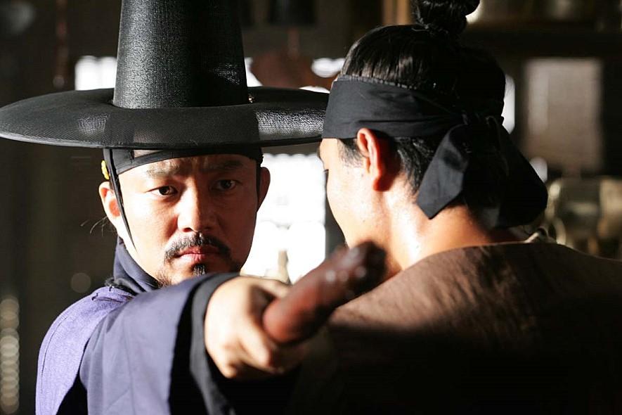 ▲▼牛鞭棍(圖/電影《淫亂書生》,翻攝自Naver Movie)