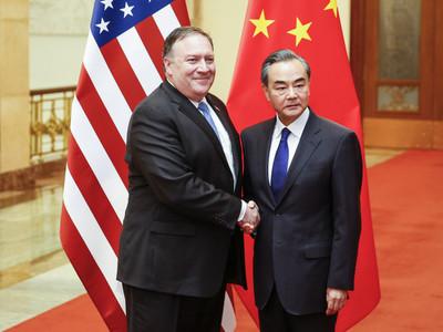 環時:美國人民不想與中國衝突