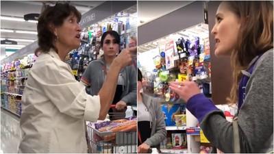 「住美國就說英語!」大媽超市欺壓墨裔 正義路人回嗆:妳會亡國