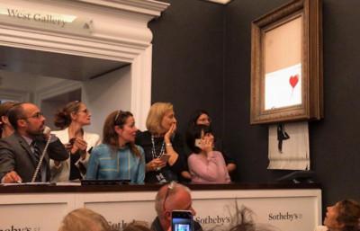 英名畫變碎紙 價格上看8000萬
