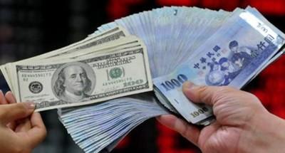 影/美艦穿越台海 亞洲主要股、匯市重挫 新台幣收30.985貶值6.5分