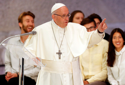 方濟各:同志不能成為天主教神職人員