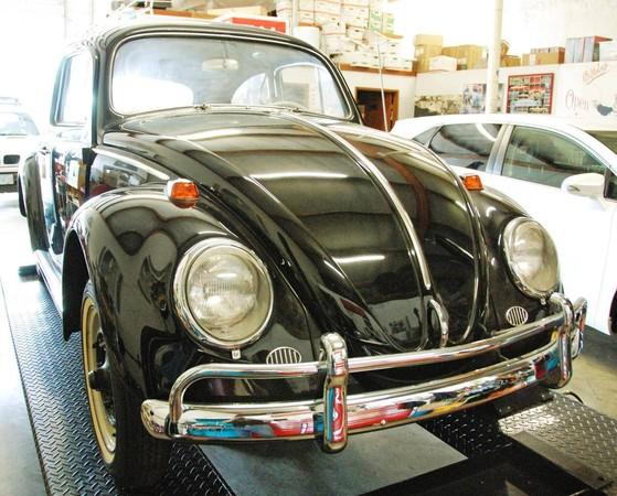 ▲54年「全新老金龜車」開價3000萬!賣家讚:根本時空膠囊。(圖/翻攝自hemmings.com)