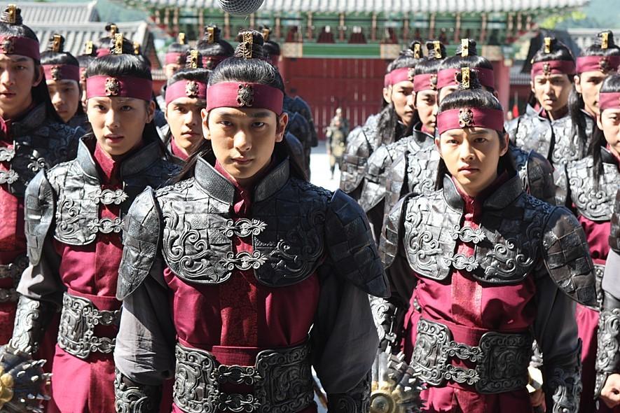 ▲▼電影《霜花店:朕的男人》(圖/翻攝自Naver Movie)