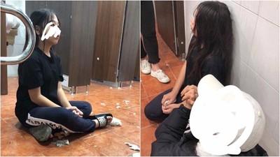 「貼加官」衛生紙沾水扔臉 太妹徹夜圍毆15歲少女 燙菸蒂逼下跪