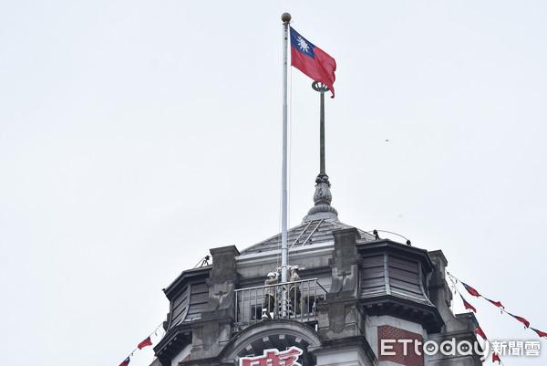 總統府元旦升旗典禮「馬戲團」暖場 凱道交管、防疫規定一次看 | ETto