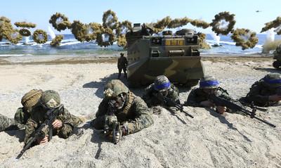 南韓同意多負擔19.2億美軍駐軍費用